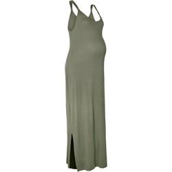 56c75d2a Sukienka ciążowa z dżerseju czarny BPC Collection bonprix