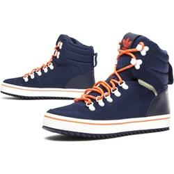 82488b7c3bafd Buty trekkingowe damskie Adidas płaskie zamszowe bez wzorów