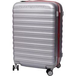 768b30fa29de7 Beżowa walizka Tommy Hilfiger dla mężczyzn