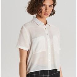 53e418acd Białe koszule damskie, lato 2019 w Domodi
