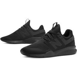 fa00024770bb00 Buty sportowe męskie New Balance sznurowane z gumy