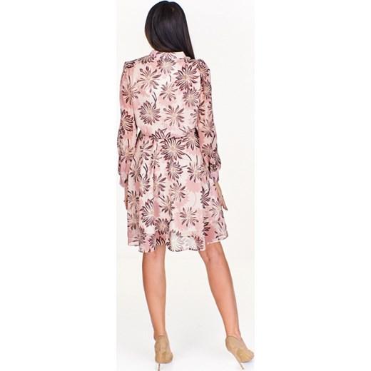 Sukienka Stylove midi koszulowa Odzież Damska YB Sukienki