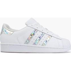 856fb703 Trampki damskie Adidas Originals superstar białe sportowe płaskie sznurowane