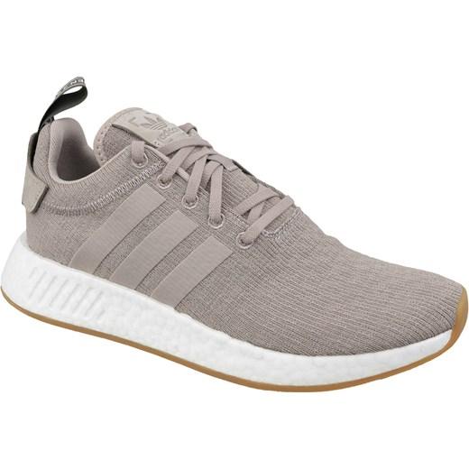 Buty sportowe męskie Adidas nmd na wiosnę młodzieżowe wiązane