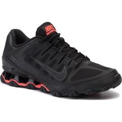 brand new 0c28d 0d6d8 Buty sportowe męskie Nike czarne sznurowane z tworzywa sztucznego ...