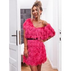 0b223018 Sukienka Selfieroom mini różowa na wieczór
