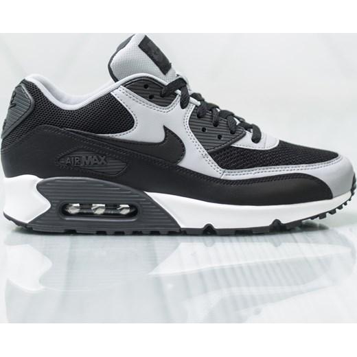nowy Buty sportowe męskie Nike air max 91 czarne sznurowane