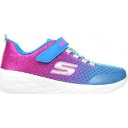 ef02f075 Buty sportowe dziecięce Skechers sznurowane