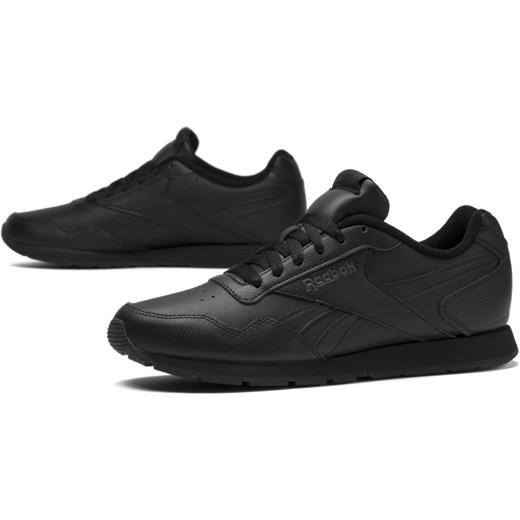 oferta Czarne buty sportowe damskie Reebok na fitness royal