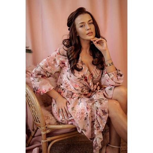 bb0ff947 Sukienka Rose Boutique na spacer