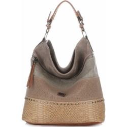 d30091e8a40ca3 Shopper bag David Jones - PaniTorbalska