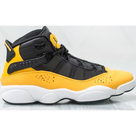 Jordan buty sportowe męskie nike air wielokolorowe sznurowane
