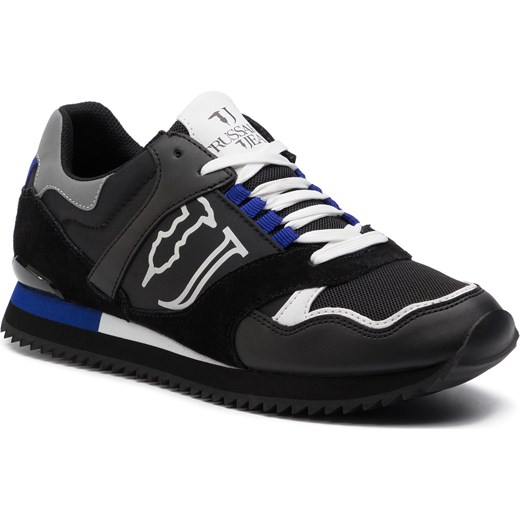 c750185c Sneakersy TRUSSARDI JEANS - 77A00187 E705 Trussardi Jeans 43 eobuwie.pl