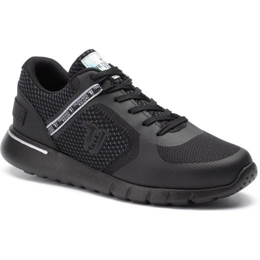 fa0949ed Sneakersy TRUSSARDI JEANS - 77A00192 K299 Trussardi Jeans 41 eobuwie.pl