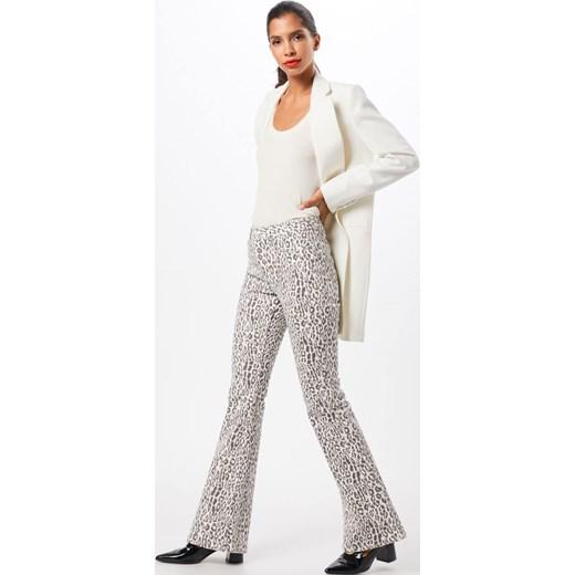 Jeansy damskie NA-KD w miejskim stylu Odzież Damska XT Jeansy damskie EBUR piękny