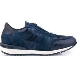 0f3b3014 Granatowe buty sportowe damskie, lato 2019 w Domodi