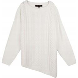 6722f930262bea Białe swetry damskie, lato 2019 w Domodi