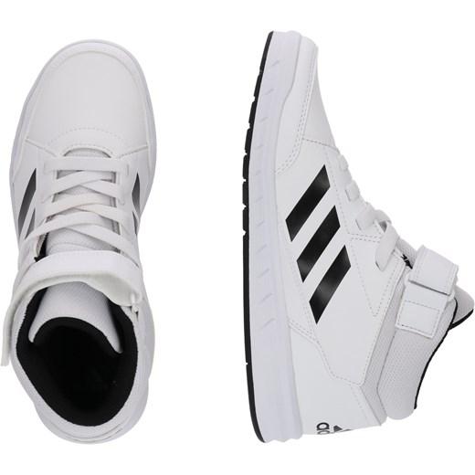 wylot Buty sportowe dziecięce Adidas Performance sznurowane