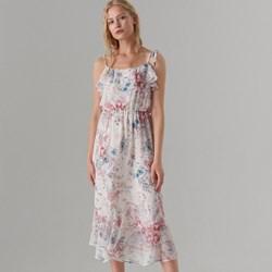 ff195c5a2 Sukienki z szyfonu, lato 2019 w Domodi