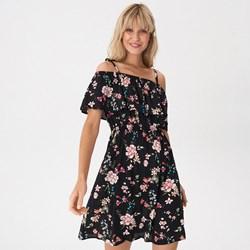 303a5ffe3 Sukienki z falbanami, lato 2019 w Domodi