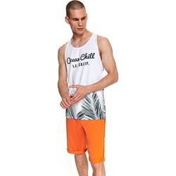 31a1cbff664978 T-shirt męski Top Secret z krótkim rękawem