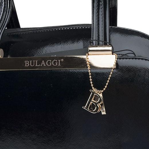 81624c1bc74f5 ... Elegancka czarna torebka damska Bulaggi 35278.10 milandi-pl czarny  klasyczny