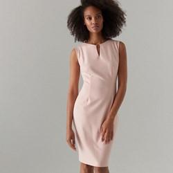 5f3ae05777c677 Sukienka Mohito różowa ołówkowa bez rękawów