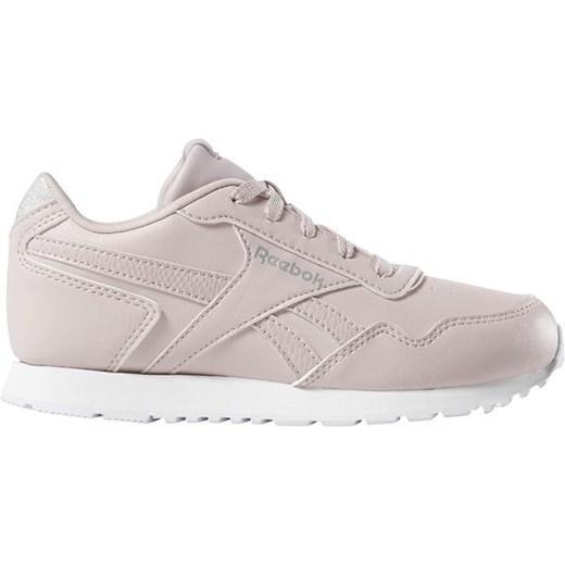 RÓżowe buty sportowe damskie Reebok Fitness do biegania