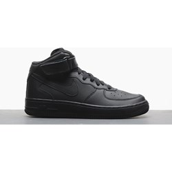 46057ad3 Buty sportowe damskie Nike do biegania air force skórzane bez wzorów płaskie