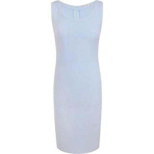 najlepszy Sukienka Prettyone niebieska dopasowana na spacer