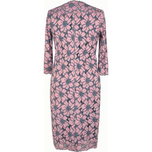 30% OBNIŻONE Sukienka Prettyone midi z dekoltem typu