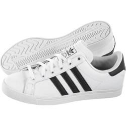 eeace311 Adidas trampki damskie płaskie gładkie skórzane