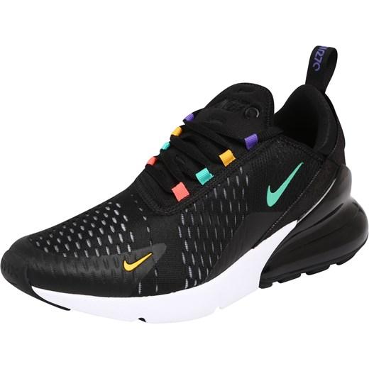 najlepsza cena świetne okazje 2017 nowy styl Sportowe Buty Czarne Męskie Sportswear Wiązane Nike TJFK13cl