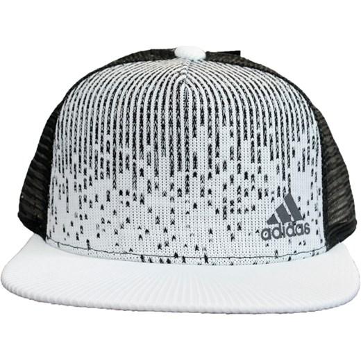 Adidas czapka z daszkiem męska z haftem