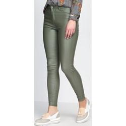38706e62f200cf Zielone spodnie damskie, lato 2019 w Domodi