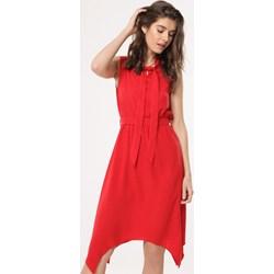 b899b1c0 Czerwone sukienki, lato 2019 w Domodi