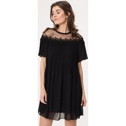 f74c9652 Czarne sukienki, lato 2019 w Domodi