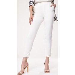 ae09533c94588f Białe spodnie damskie, lato 2019 w Domodi