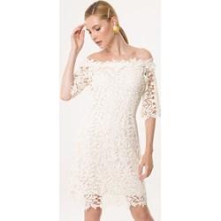 929d6178aafa00 Sukienka Born2be z długim rękawem mini