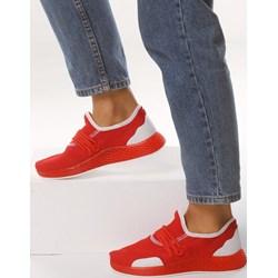 89a00f74 Buty sportowe damskie Born2be gładkie płaskie sznurowane