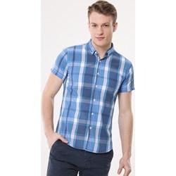 5b40aac013bbae Niebieskie koszule męskie, lato 2019 w Domodi