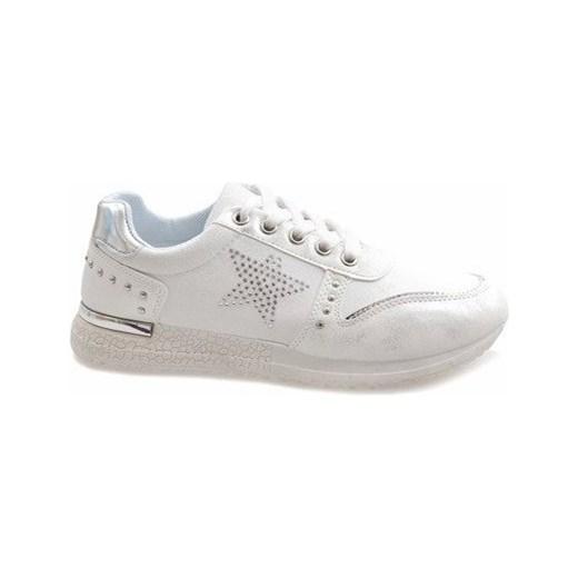najlepszy Buty sportowe damskie białe Butymodne młodzieżowe