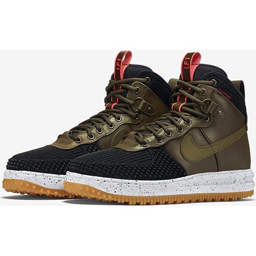 Buty sportowe męskie Nike air force młodzieżowe sznurowane