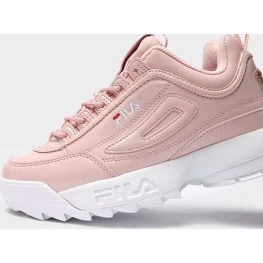 gorąca wyprzedaż w 2019 roku Sneakersy damskie różowe Fila
