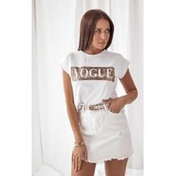 fe02272a Spódnica biała Rose Boutique