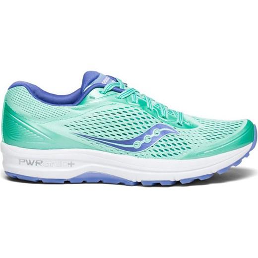 Buty sportowe damskie Saucony do biegania płaskie sznurowane