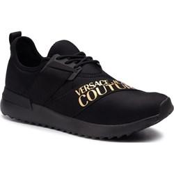 828081565c6963 Versace Jeans buty sportowe męskie z tworzywa sztucznego jesienne  sznurowane ...