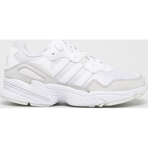 Buty sportowe damskie Adidas Originals białe