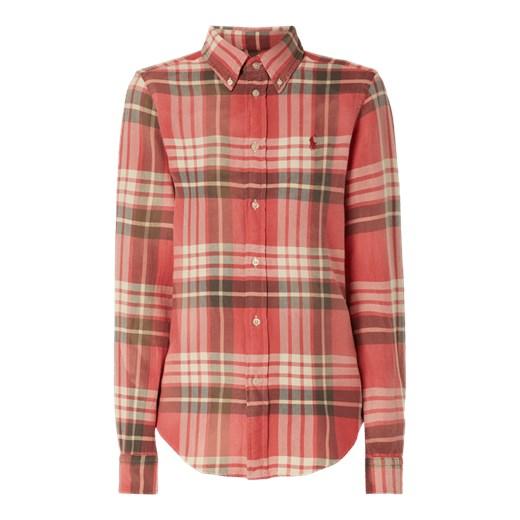 ZMNIEJSZONE O 50% Koszula damska Polo Ralph Lauren z bawełny  0lCUq