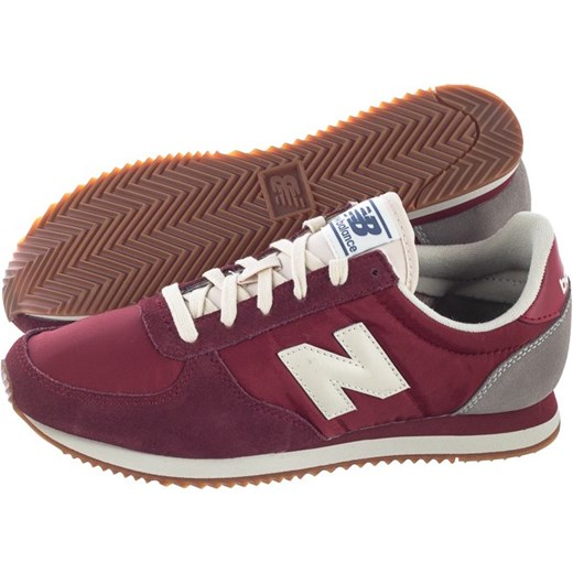 U220HI Bordowe New Balance U220HI Bordowe (NB343-a) New Balance  41 1/2 ButSklep.pl